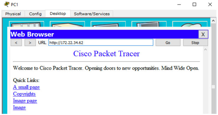 PC1 can also open a Web browser and access the web server homepage.png